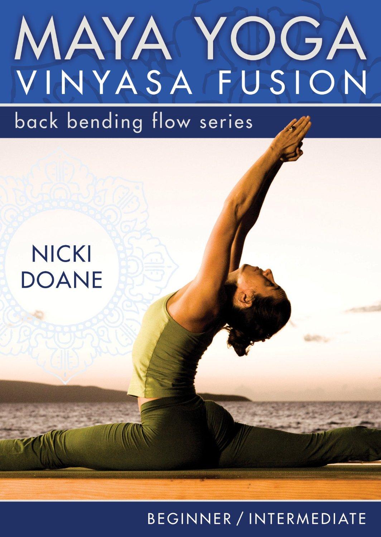 Nicki Doane Yoga Vinyasa -- Back Bending Flow Series