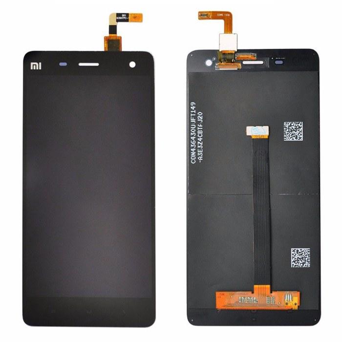 ราคาหน้าจอชุด+ทัสกรีน Xiaomi Mi4c สีดำ แถมฟรีไขควง ชุดแกะเครื่อง อย่างดี