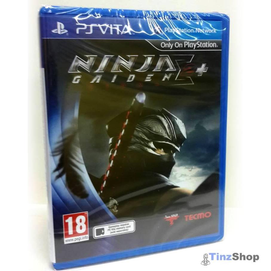 PSVITA Ninja Gaiden 2 (Z2)