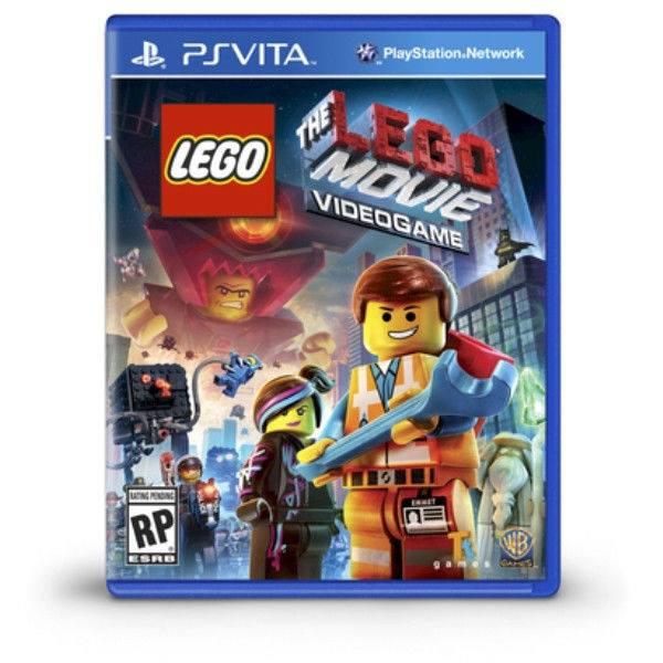 PS VITA The LEGO Movie Videogame (Z1)