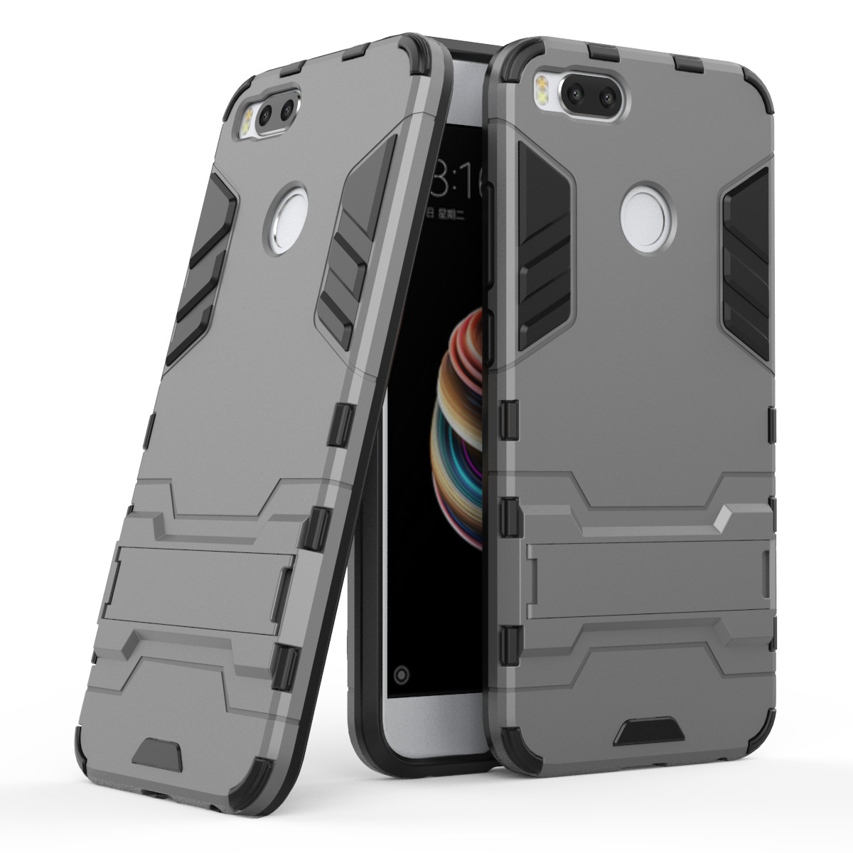 เคส Xiaomi Mi5x / Mi A1 Shockproof Armor Case