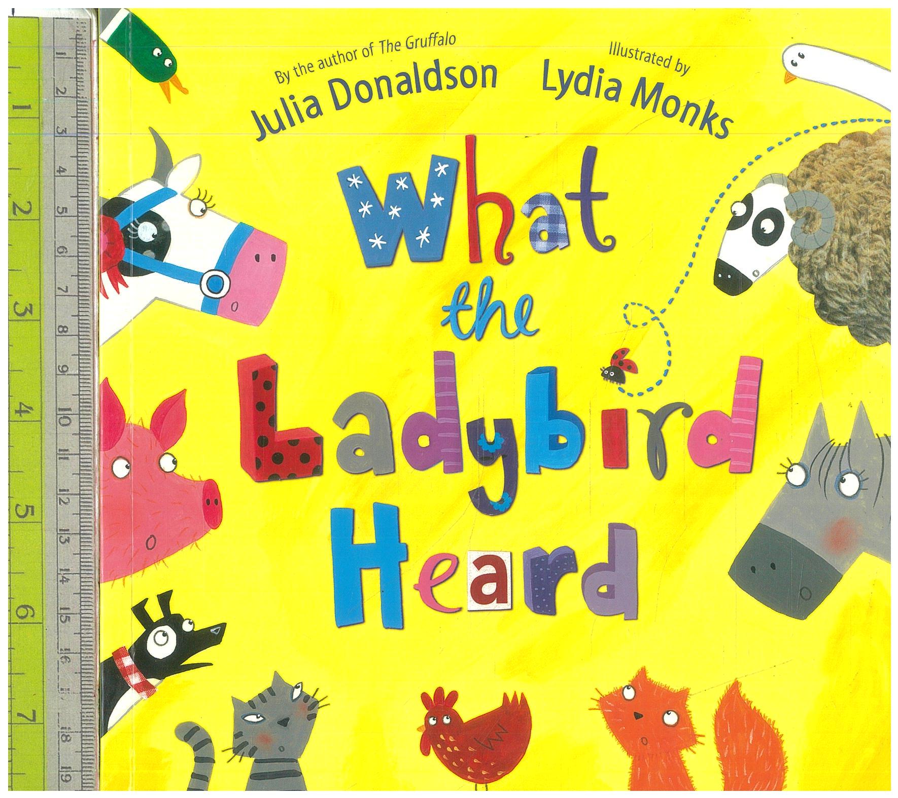 ladybird heard