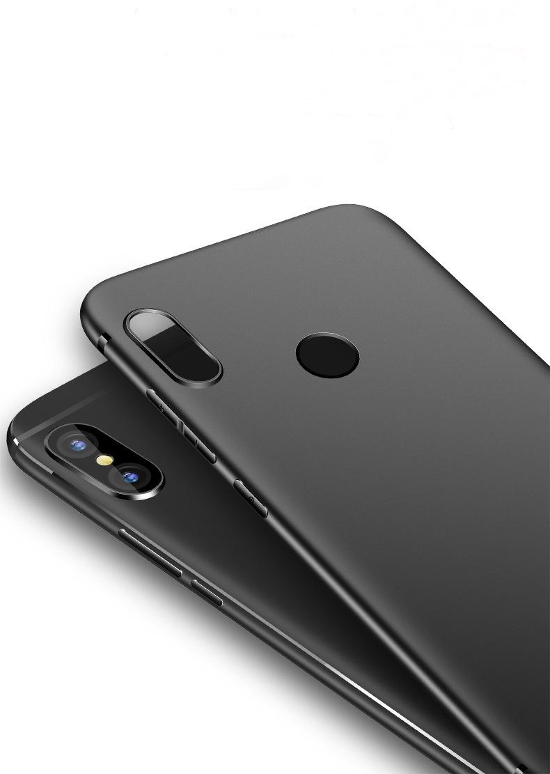 เคส Xiaomi Redmi 2S DFIFAN TPU แบบนิ่ม (สีดำ)