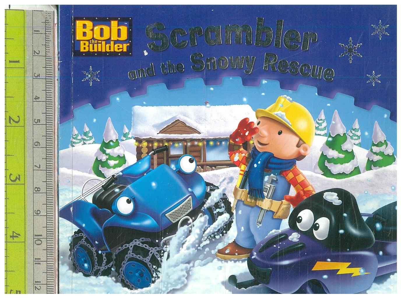 Scrambler the Snowy Resue