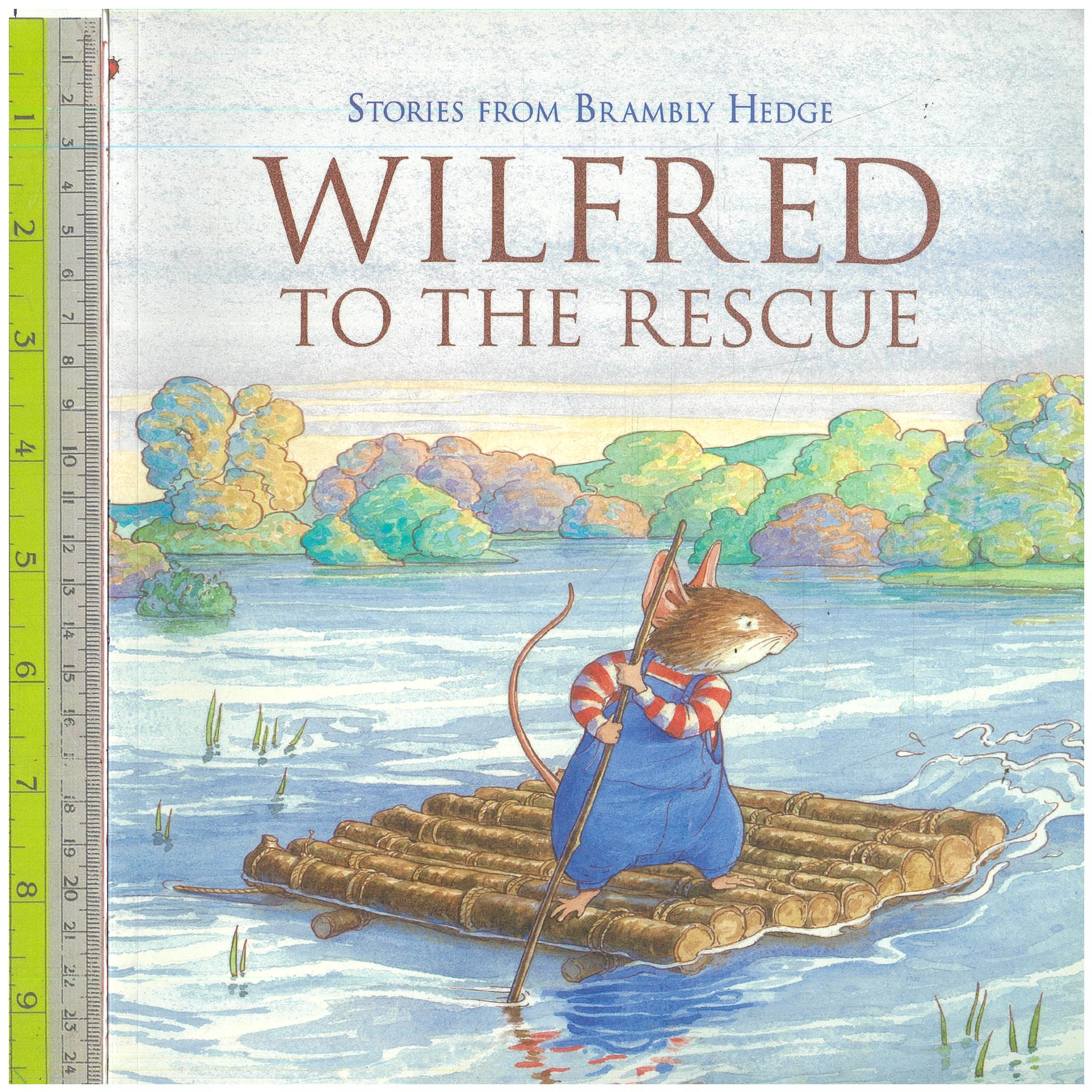 Wilfred to Rescue
