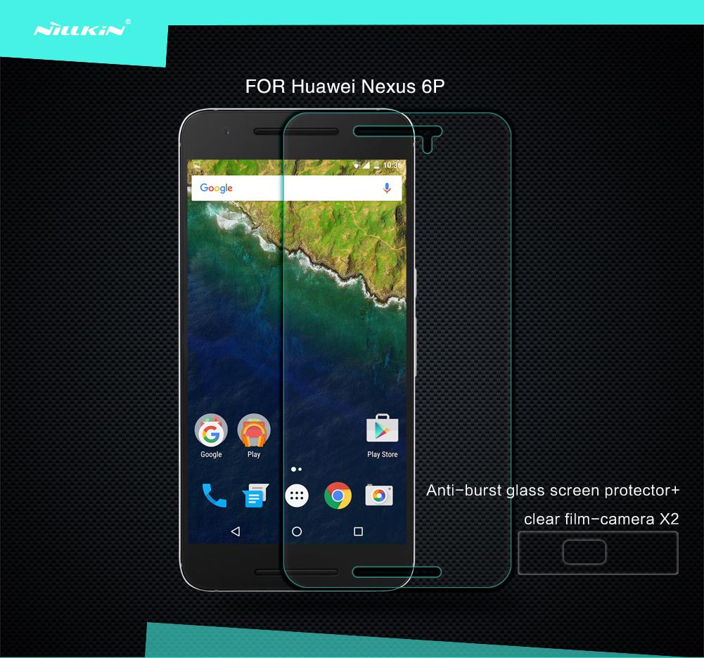 ฟิล์มกระจกนิรภัย Huawei Nexus 6P