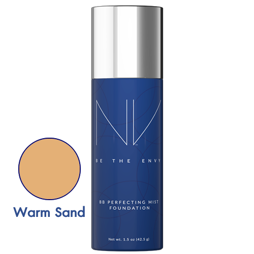 NV BB Perfecting Mist Foundation - Warm Sand