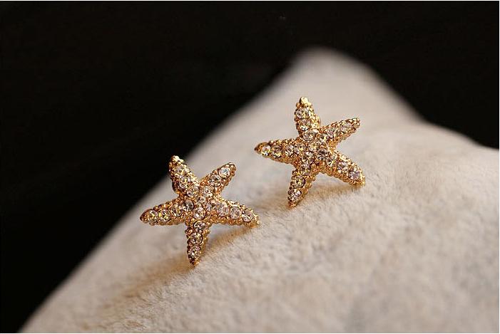 Star Fish Clip