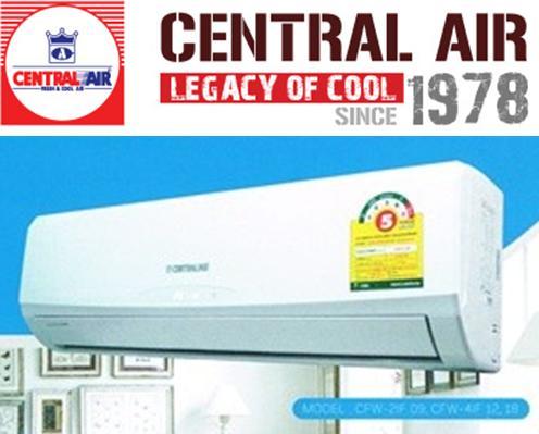 Central Air ใหม่ล่าสุด