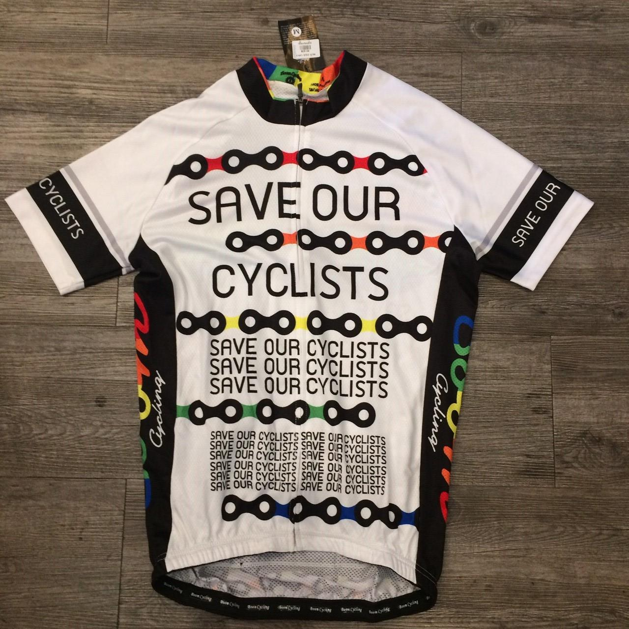 BCR-149 SAVE OUR CYCLISTS M""