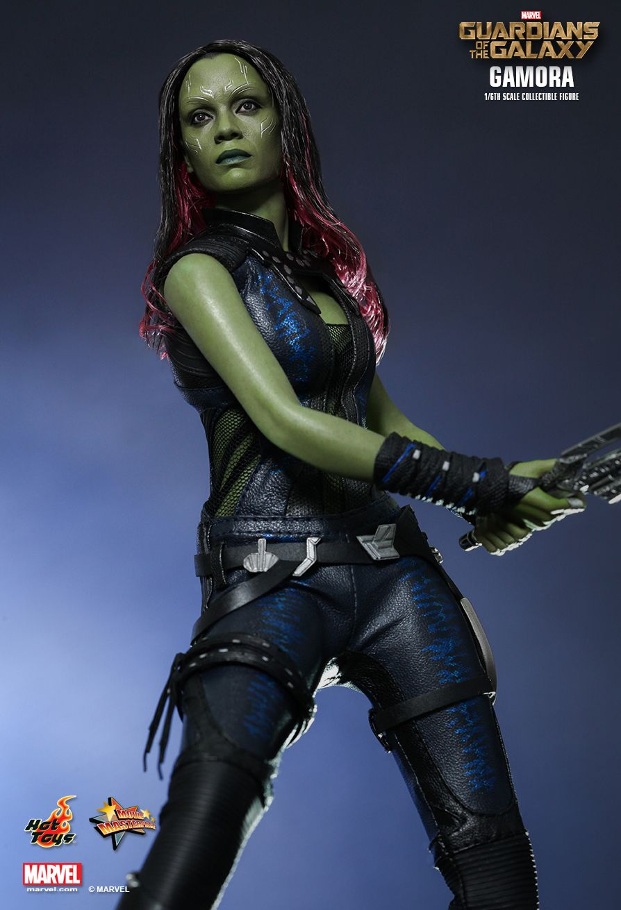 Hot Toys MMS259 GUARDIANS OF THE GALAXY - GAMORA
