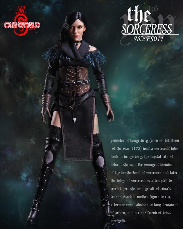 SWourworld FS011 The Sorceress - YEN