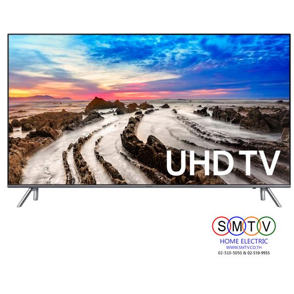 SAMSUNG 4K Ultra HD Smart LED Curved TV ขนาด 82 นิ้ว รุ่น UA82MU7000K