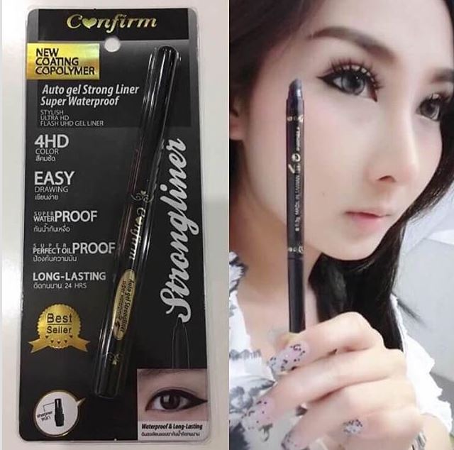Confirm Auto Gel Strong Liner Super Water Proof