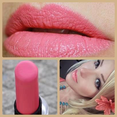 **พร้อมส่ง** Wet n Wild Mega Last Lip Color # 968 Pinkerbell ลิปสติกเนื้อแมทสีชมพูอมส้ม เป็นลิปสติกจาก Drugstore ของอเมริกา กลบสีปากมิด ติดทนนานไม่เป็นคราบ พิกเม้นต์เกินราคา