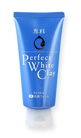 Senka White Clay 120 g เซนกะ ไวท์ เคลย์ 120 กรัม