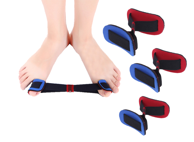 อุปกรณ์บริหารนิ้วหัวแม่เท้า (x3 ชิ้น)
