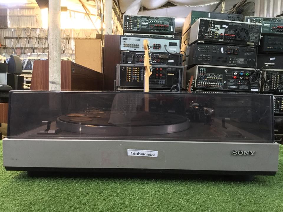 เครื่องเล่นแผ่นเสียง SONY รุ่น PS-1350