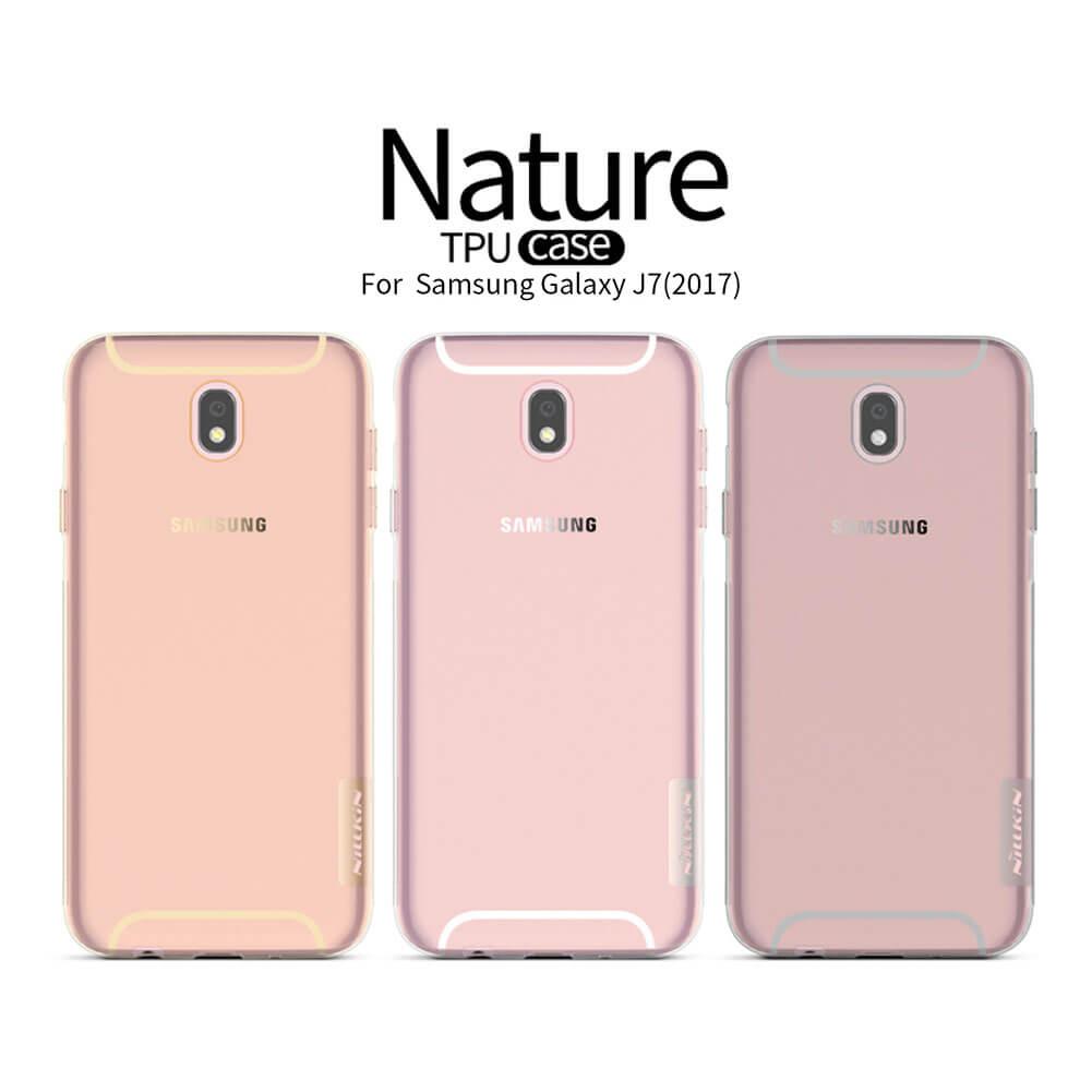 Nillkin เคส Samsung J7 Pro รุ่น nature tpu