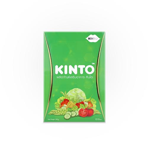 KINTO ผลิตภัณฑ์เสริมอาหาร คินโตะ แค่เปิดปาก สุขภาพเปลี่ยน ทางเลือกใหม่ ของคนรัก สุขภาพ