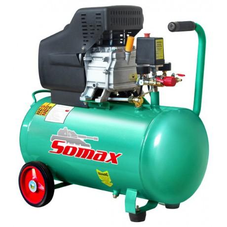 **ปั๊มลมโรตารี่โซแม็กซ์ somax รุ่น SD-3-25 (3 แรงม้า)