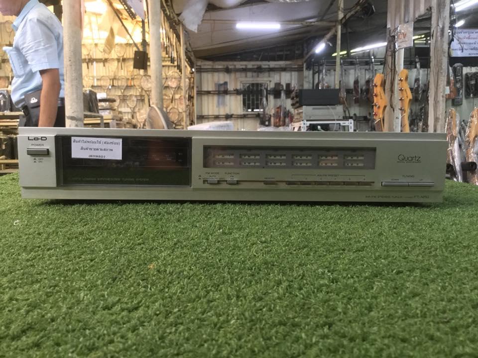 วิทยุ FM AM LO-D FT-M50 สินค้าไม่พร้อมใช้งาน (ต้องซ่อม)