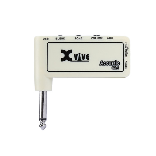 Xvive Acoustic Amplug (Usb Rechargable) GA-1