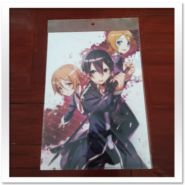 clearfile : Sword art online