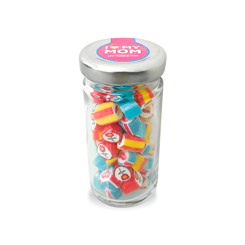 Tall Jar of Mother's Day (50g. Jar) Pink