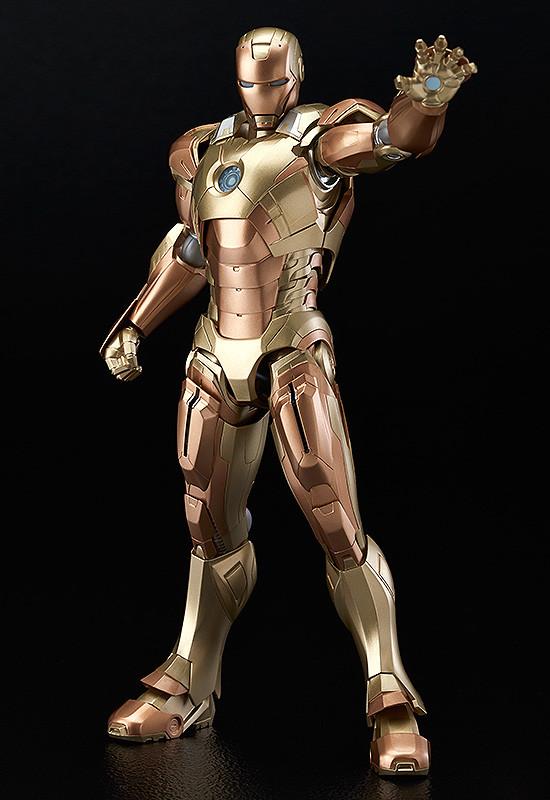 figma Iron Man Mark XXI (Midas) (Limited Preorder)