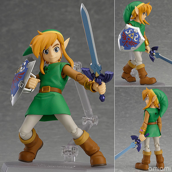 figma - The Legend of Zelda: A Link Between Worlds - Link (A Link Between Worlds ver.)(Pre-order)