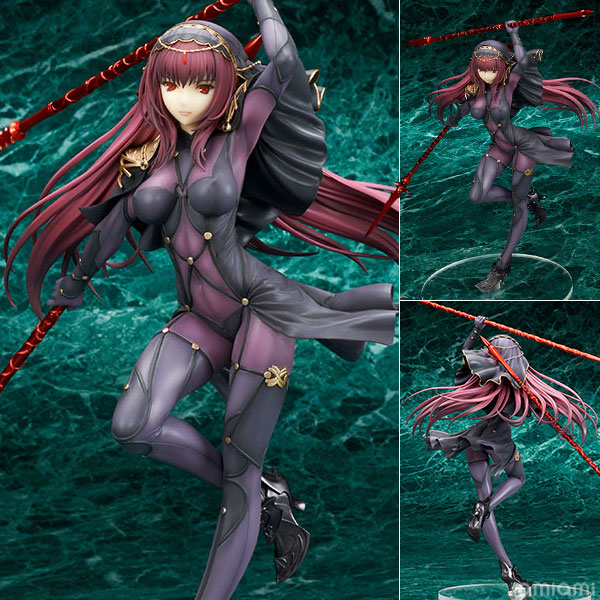 Fate/Grand Order - Lancer/Scathach [3rd Ascension] 1/7 Complete Figure(Pre-order)