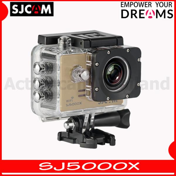 SJCAM SJ5000X Elite WiFi (Gold) 4K 24fps 2K30fps Gyro
