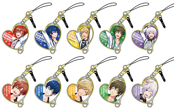 Metal Charm - Dream-fes!!!!!! 10Pack BOX(Pre-order)