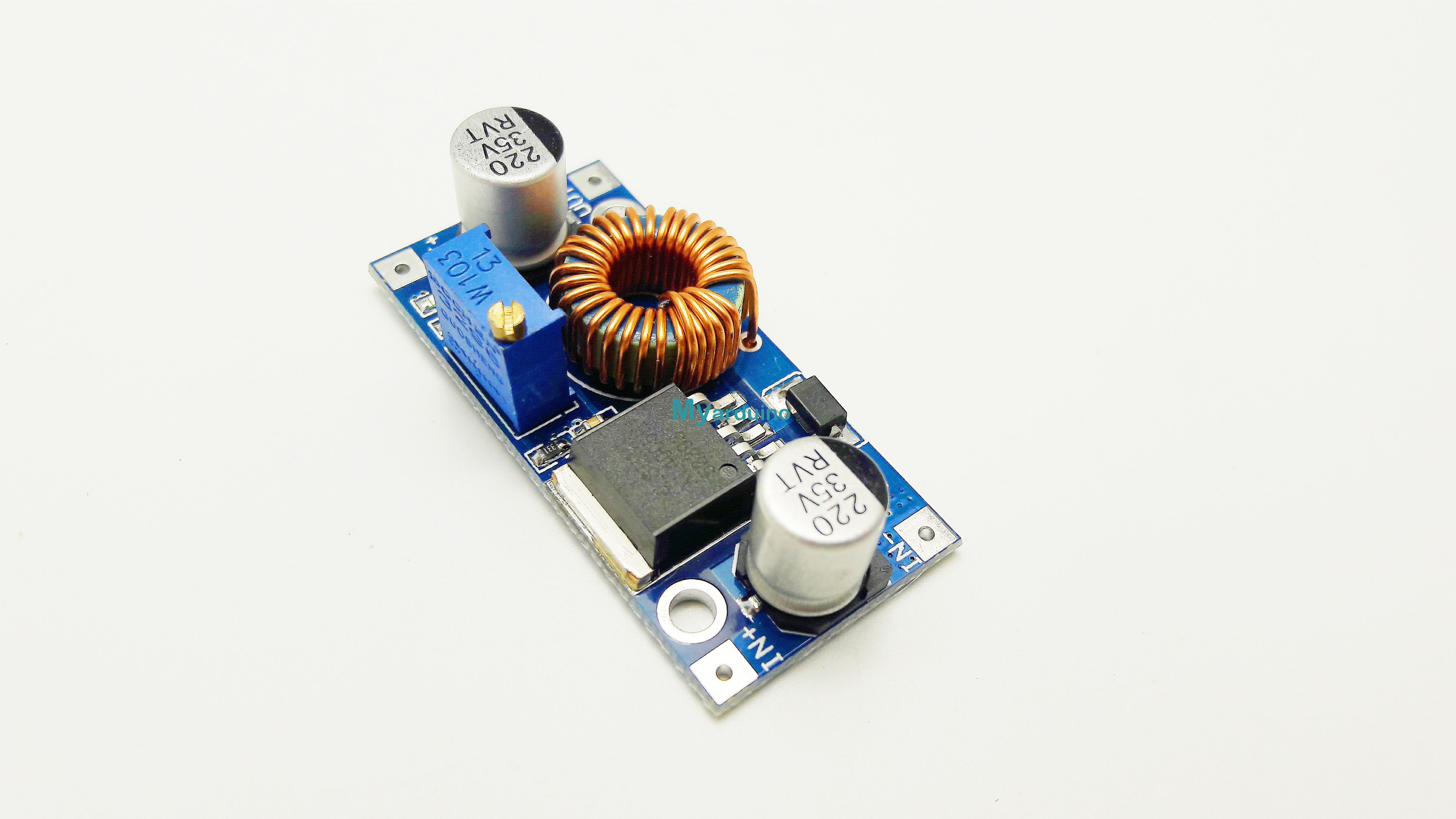 XL4005 5A DC-DC DC adjustable step down module