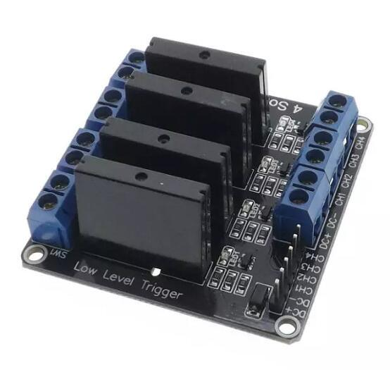 Solid State Relay 5V 2A 4 Channel