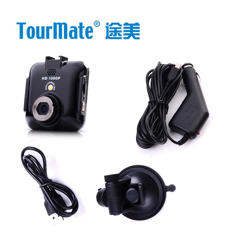 กล่องกล้องติดรถยนต์ TourMate รุ่น G800
