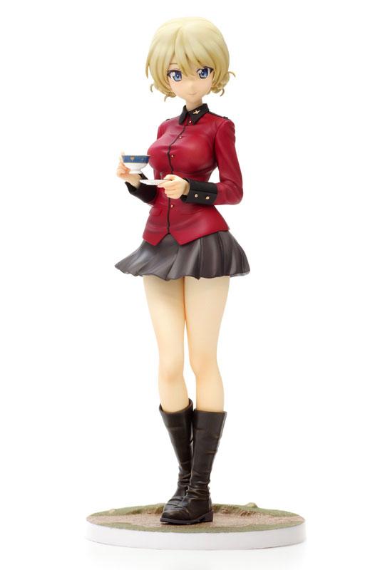 DreamTech - Girls und Panzer the Movie: Darjeeling Panzer Jacket Ver. 1/8 Complete Figure(Pre-order)