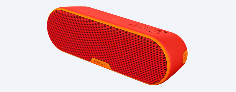 ลำโพง Sony SRS-XB2 (Orange Red)