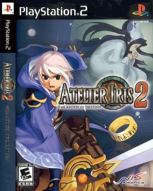 Atelier Iris 2 The Azoth of Destiny