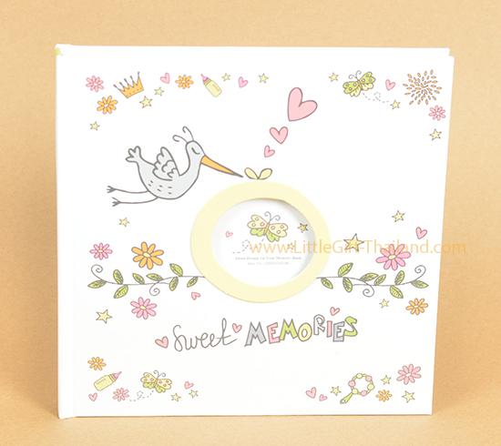 Memory-Book-Sweet Memories