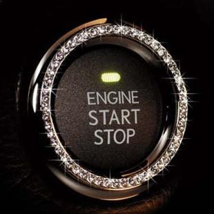 แหวนครอบปุ่มสตาร์ทรถยนต์
