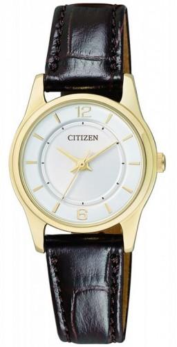 นาฬิกาผู้หญิง Citizen รุ่น ER0183-05A, Analog Quartz Ladies Watch