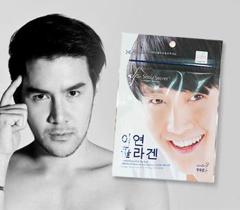 Seoul Secret For Men คอลลาเจนสำหรับผู้ชาย มี 60 เม็ด