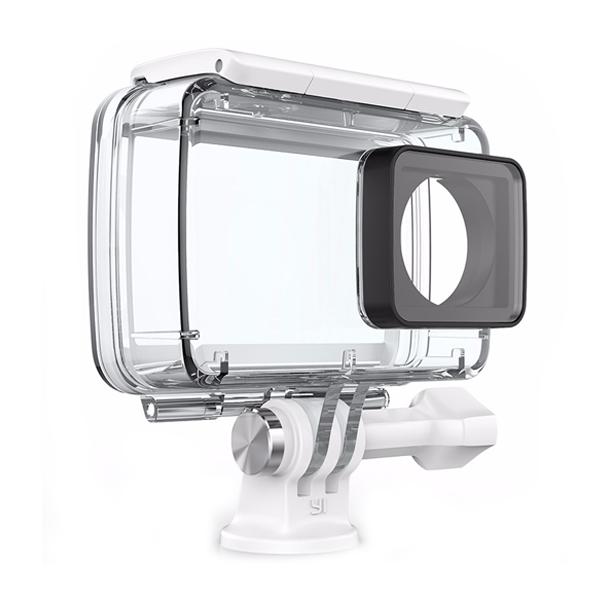 Xiaomi Yi 4K Action Waterproof Case - เคสกันน้ำ Xiaomi Yi 4K (ของแท้)