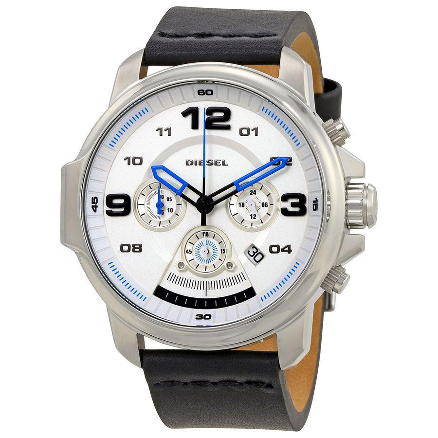 นาฬิกาผู้ชาย Diesel รุ่น DZ4432, Whiplash Silver-Tone Dial