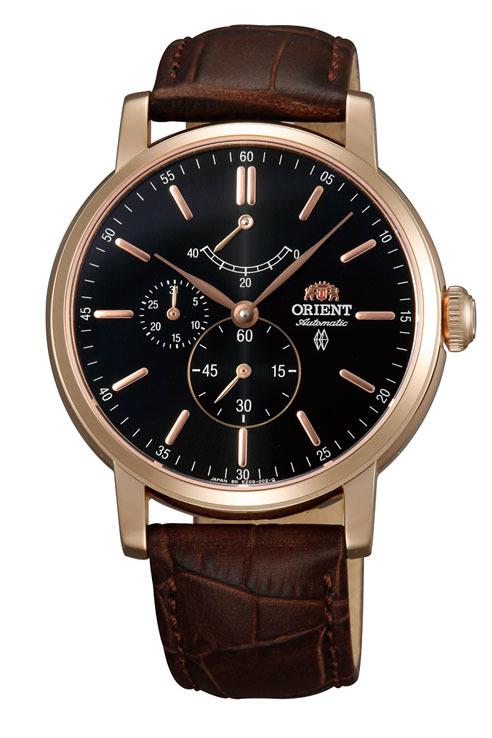 นาฬิกาผู้ชาย Orient รุ่น FEZ09001B, Automatic Power Reserve