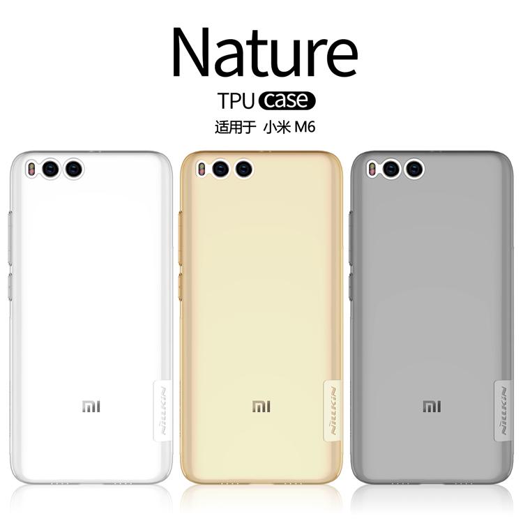 เคส Xiaomi Mi 6 Nilkin TPU Case (เคสนิ่ม)