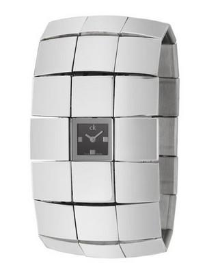 นาฬิกาข้อมือผู้หญิง Calvin Klein รุ่น K4023102, CK Dress Women's Disco Watch