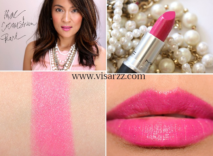 MAC Cremesheen Lipstick 3g Pickled Plum (ขนาดปกติ)